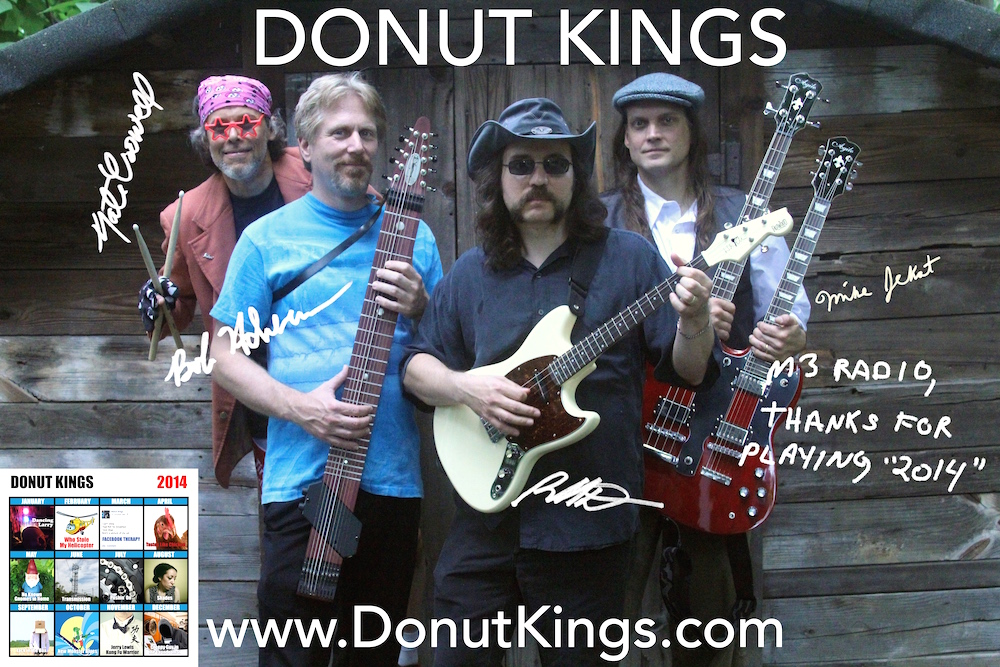 DONUT KINGS